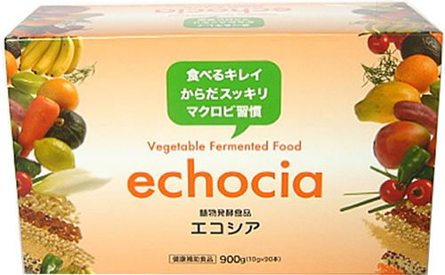 植物発酵食品ブラジル酵素エコシア